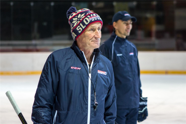 Ramsay: Najlepší spôsob, ako niečo hráčom vysvetliť je ísť s nimi na ľad