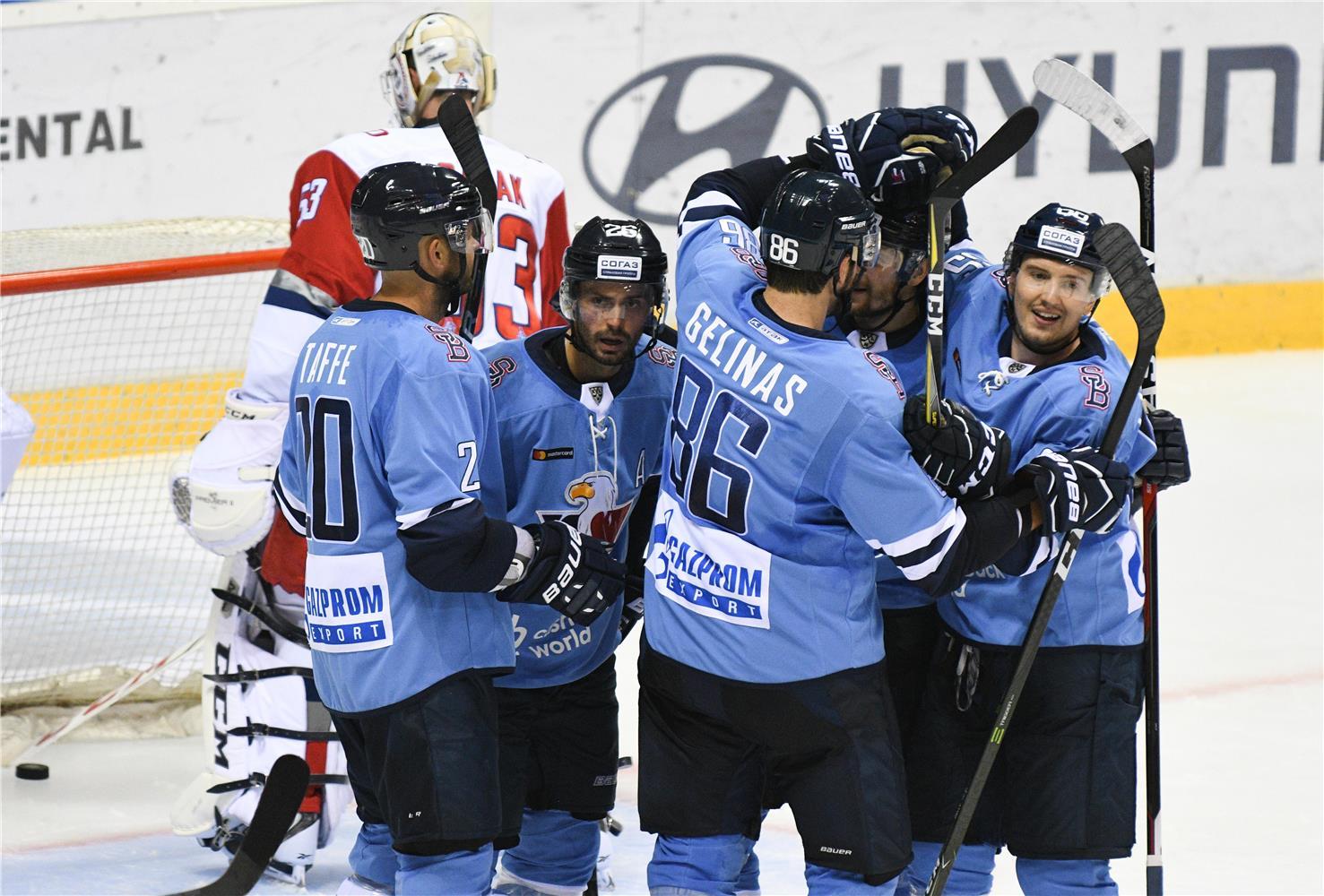 BRATISLAVA 12. októbra (SITA) - Hráči HC Slovan Bratislava získali v rámci  štvorzápasovej série zápasov na klziskách súperov štyri body a v tabuľke  Západnej ... 0a427fe9460