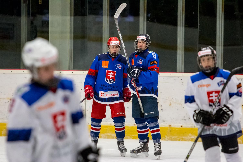 081cc9e414fd7 Hráči SR 15 v Poprade jednoznačne zdolali Rakúsko   HockeySlovakia ...