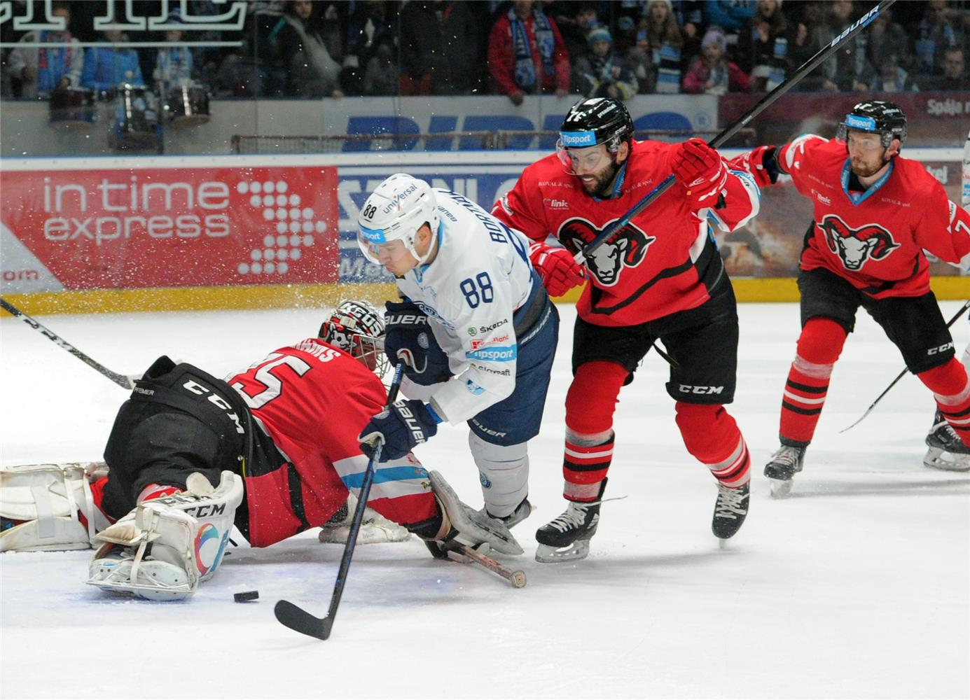 hokej tipsport liga vysledky