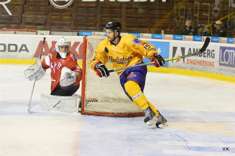 5d22d2c6d Univerzitné hokejové mužstvo Gladiators Trenčín, pôsobiace v EUHL (Európska  univerzitná hokejová liga), sa po prvý raz teší z víťazstva základnej časti.