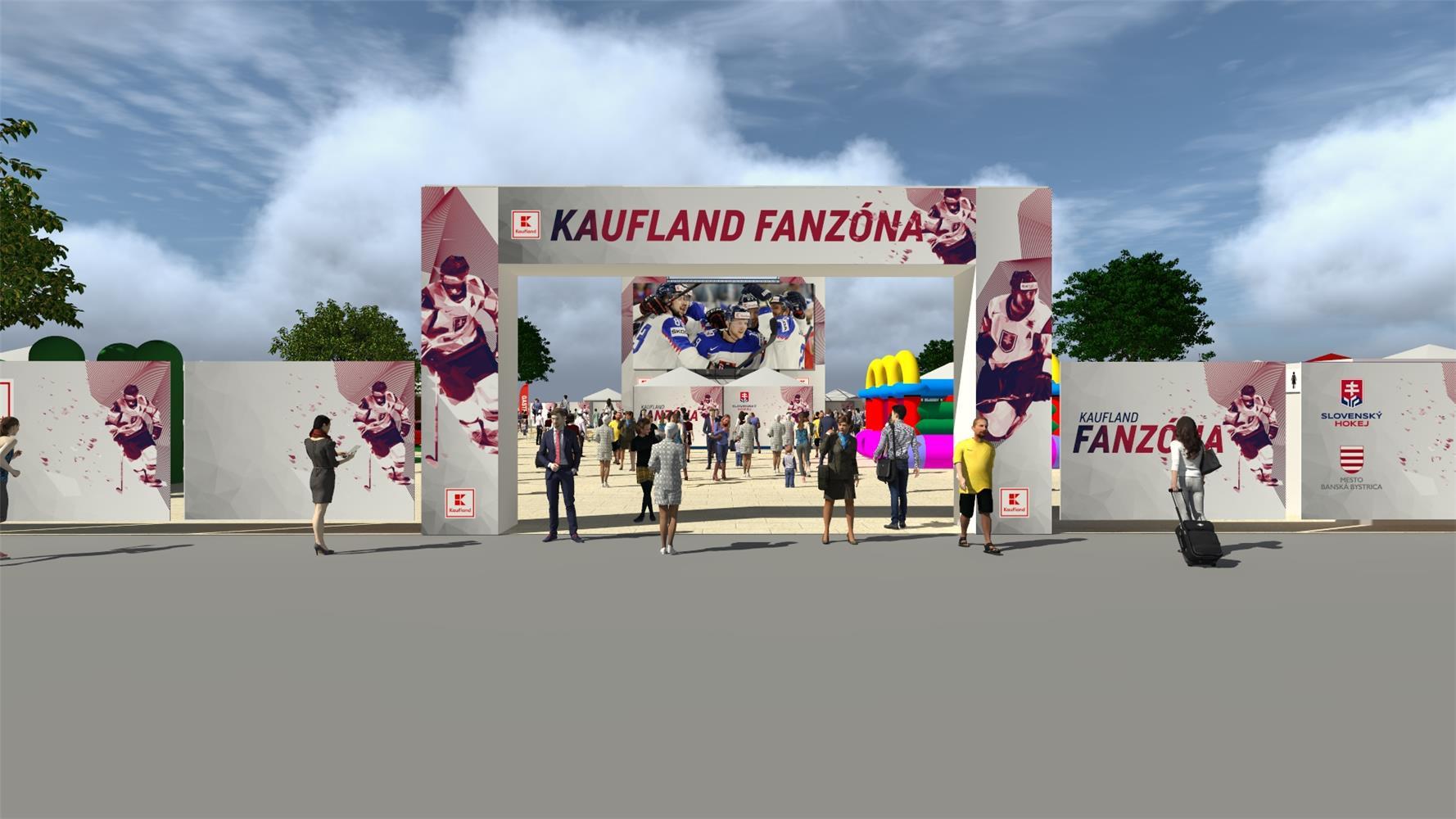 SZĽH pripraví pre fanúšikov počas majstrovstiev sveta fanzóny v piatich  mestách f351066ea2f