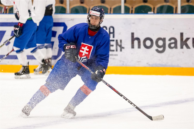2bdebd3620262 Reprezentáciu do osemnásť rokov čaká dnes od 19.30 hod. na ľade A3 Areny vo  švédskom meste Umea existenčný zápas. Po včerajšej prehre so Švajčiarskom  musia ...