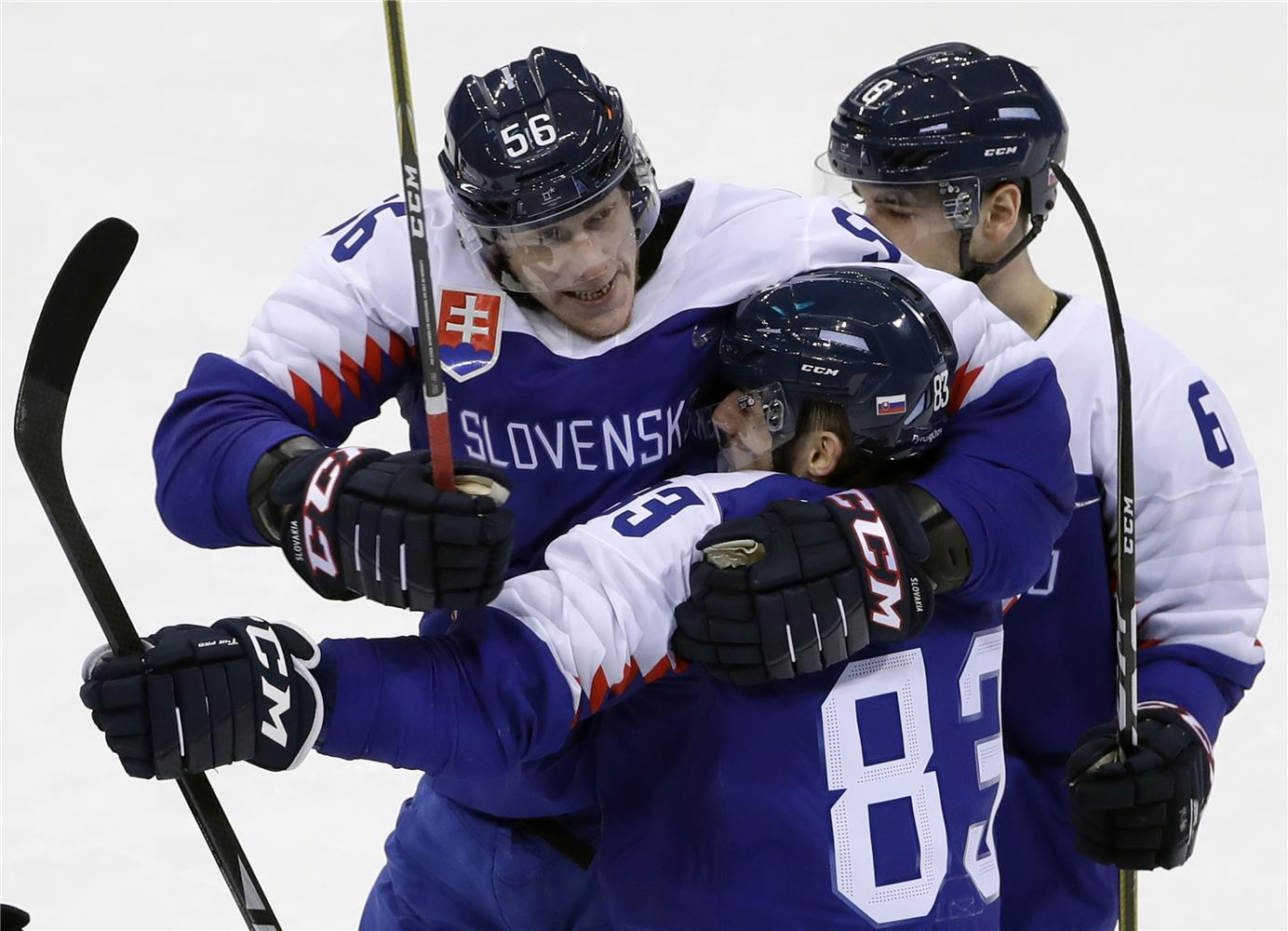 3257fbb9a9513 Bilancie Slovenska so súpermi v základnej skupine | HockeySlovakia ...