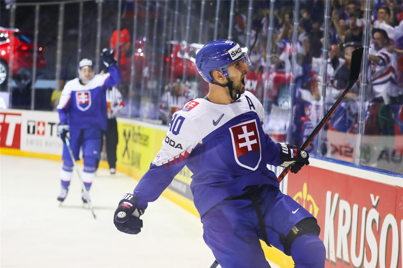 b037f09c7d207 Slovensko v novom rebríčku IIHF na 9. mieste, lídrami zostali Kanaďania