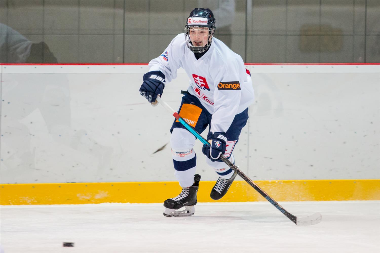 Jedným zo šestice hokejistov, ktorí si zahrali na oboch akciách je Alex Géci