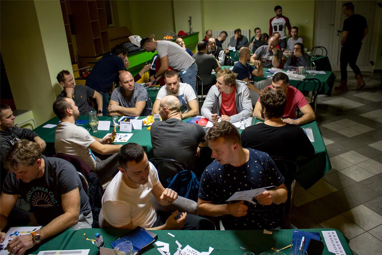 Tréneri na seminári Learn to Play Slovakia