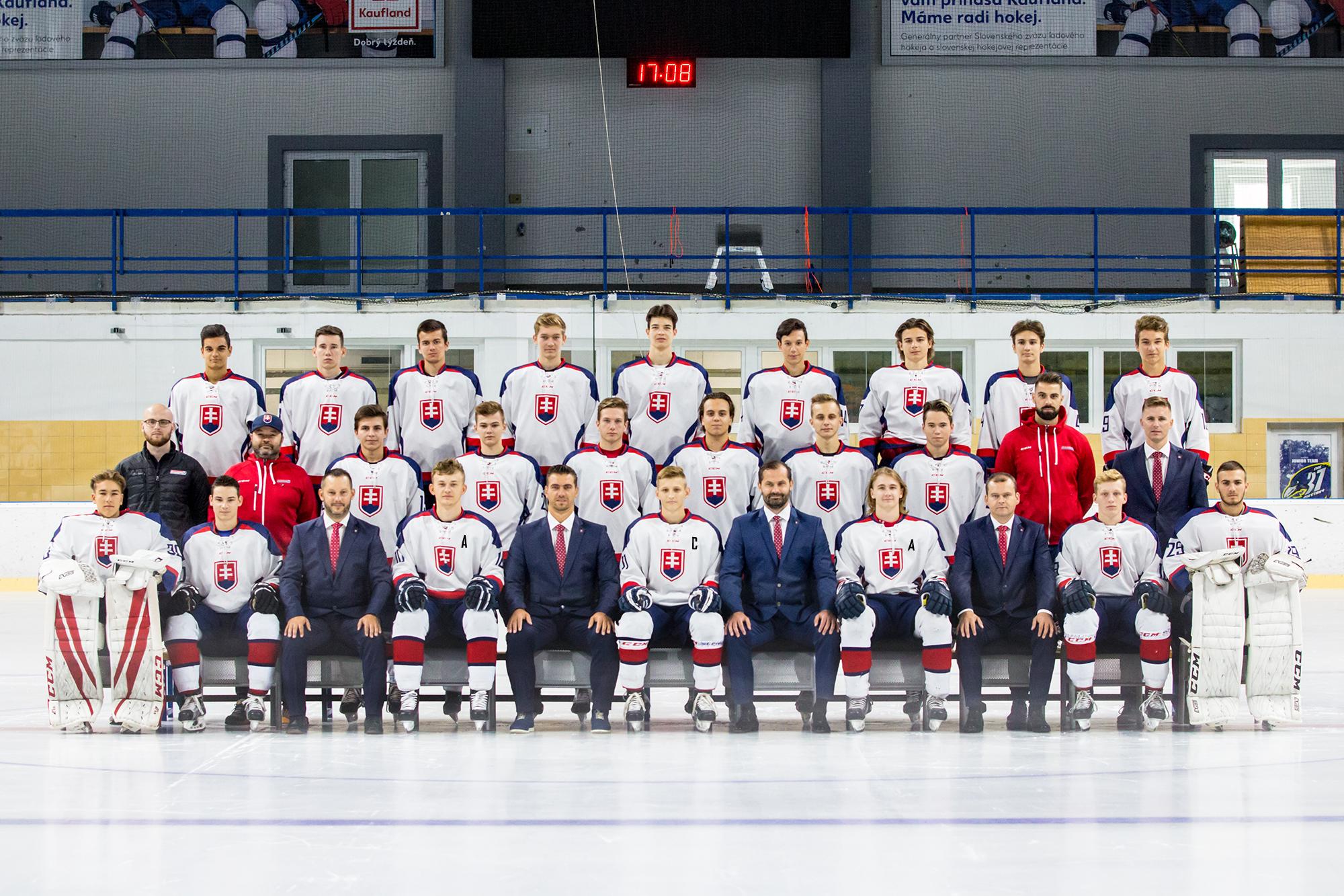 9170604567d33 Reprezentácia SR 17 / SVK U17 | HockeySlovakia.sk - oficiálny web ...
