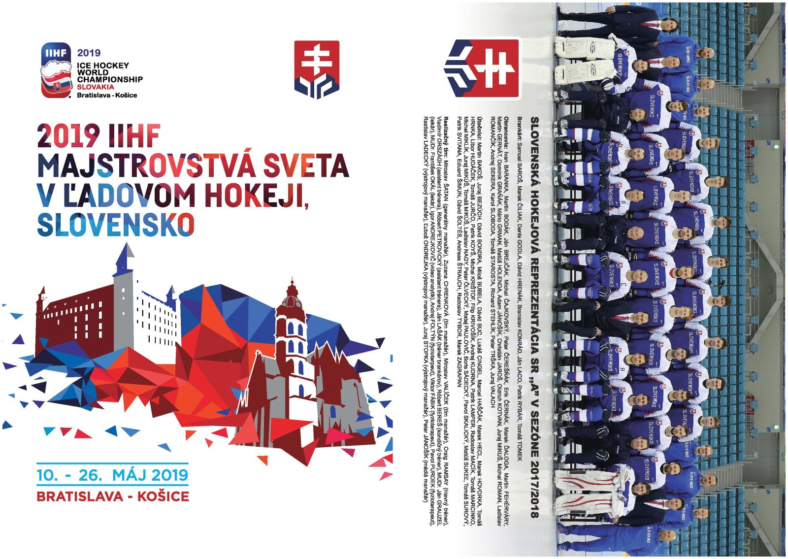 865134eb2ce1c Rozpis súťaží organizovaných SZĽH 2018/2019 | HockeySlovakia.sk ...