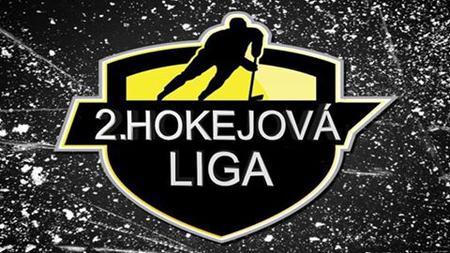 Logo 2. ligy seniorov