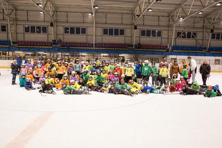 Deti na hokej - Nové Mesto nad Váhom - spolu