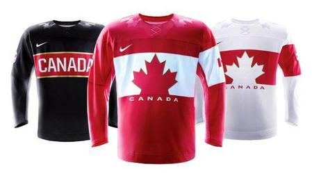 Kanaďania zvolili pre olympijské dresy tradičný javorový list