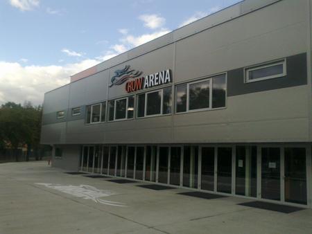 Crowe Arena v Košiciach, foto Andrej Schober
