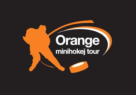 logo Orange Minihokej Tour 2016